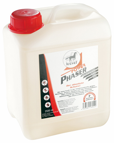 Repelent Leovet Power phaser, kanystr 2,5l