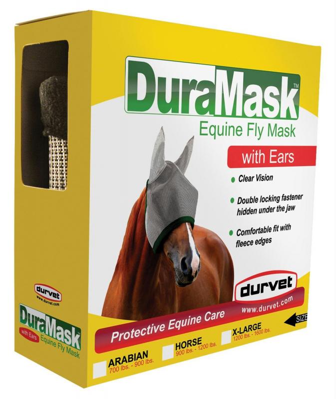Maska proti hmyzu Duramask s ušima