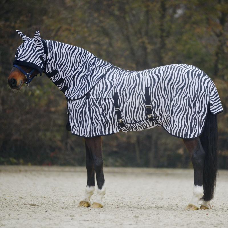 Síťovaná deka proti hmyzu Waldhausen Zebra