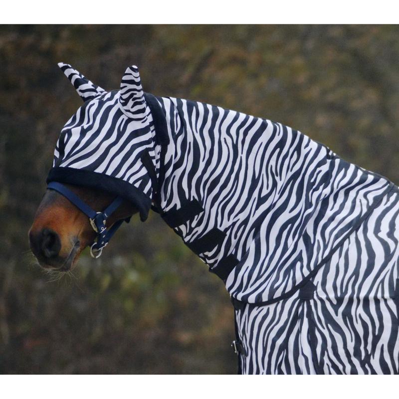 Krční díl k síťové dece Waldhausen Zebra
