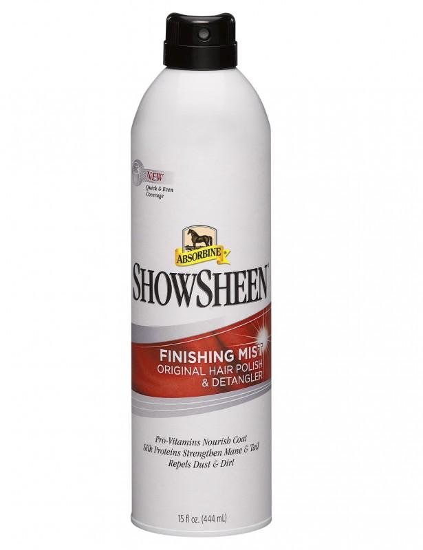 Absorbine ShowSheen Lesk - sprej pro finální úpravu 444 ml