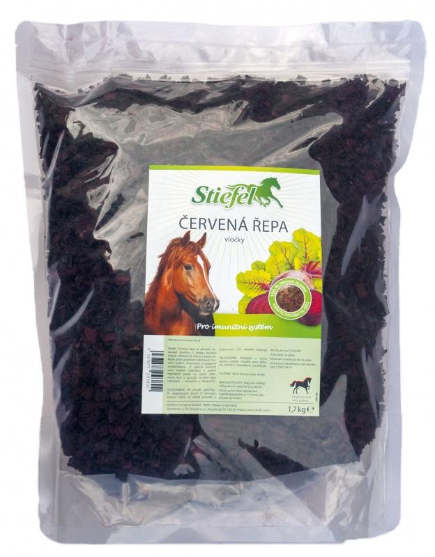 Červená řepa volčky - chutný a zdravý pamlsek i doplněk stravy, sáček 1700g