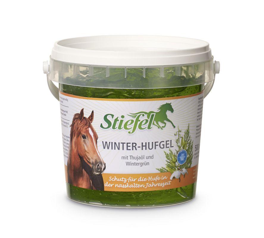 Stiefel Zimní gel na kopyta s regulací vlhkosti pro studené a vlhké zimní období, kyblík 500 ml