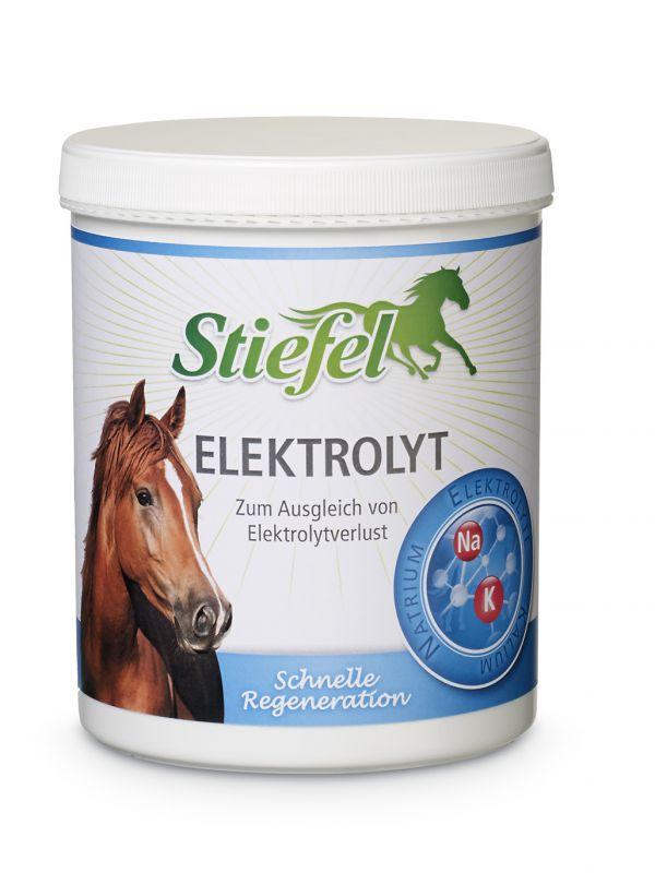 Stiefel Elektrolyt prášek pro rychlou regeneraci, balení 1 kg