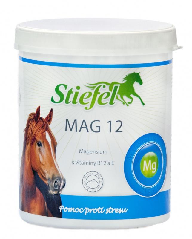 Stiefel Mag 12 proti stresu a na zklidnění, kyblík 3 kg prášek