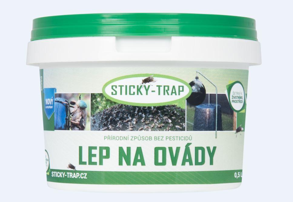 Sticky Trap Lep na ovády 0,5l