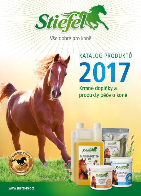Katalog produktů Stiefel 2017
