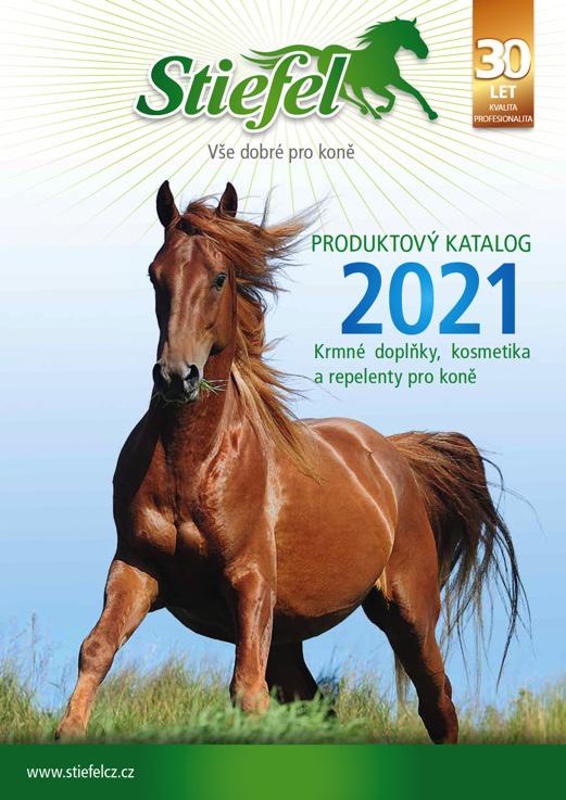 Katalog produktů Stiefel 2021