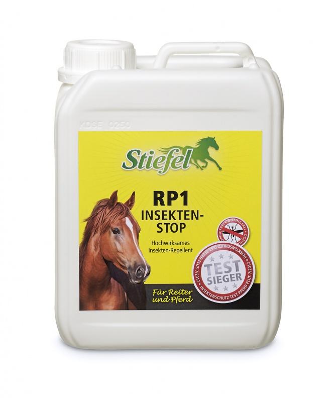 Stiefel repelent pro koně kanystr 2,5L
