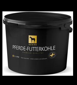 Charline Aktivované uhlí (Medicinální uhlí) pro koně pelety, balení 6 kg