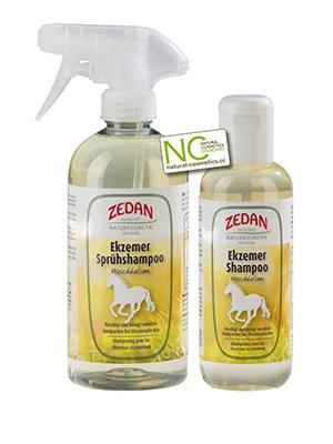 Speciální šampon pro koně s letní vyrážkou