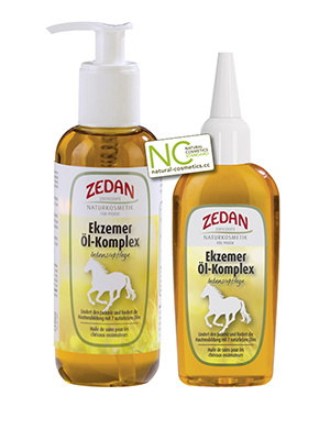 Zedan Tišící olej pro koně s letní vyrážkou
