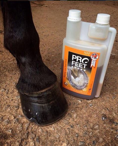 NAF Pro feet liquid