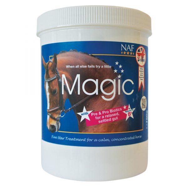 NAF Magic powder