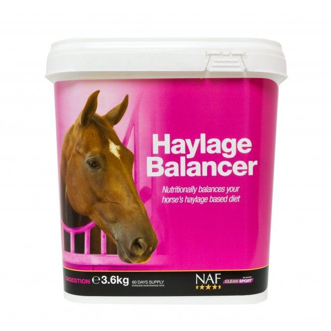 NAF Haylage balancer