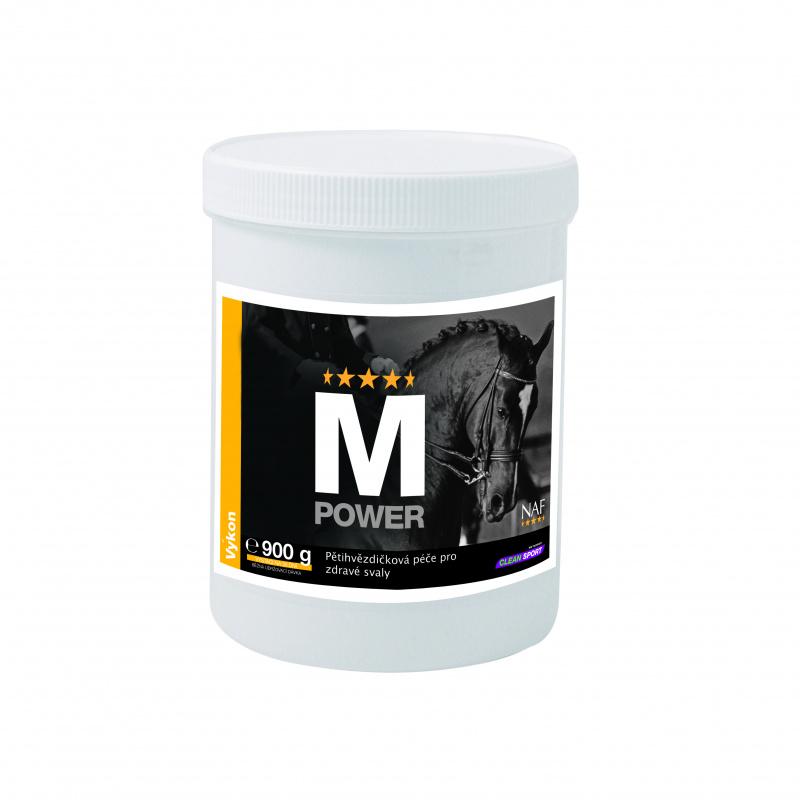 NAF M power pro růst svalové hmoty 900g