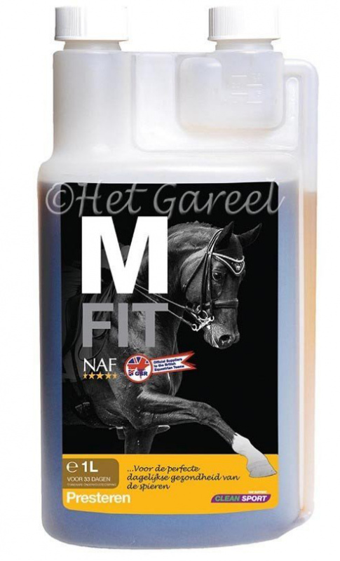 M Fit pro podporu svalů