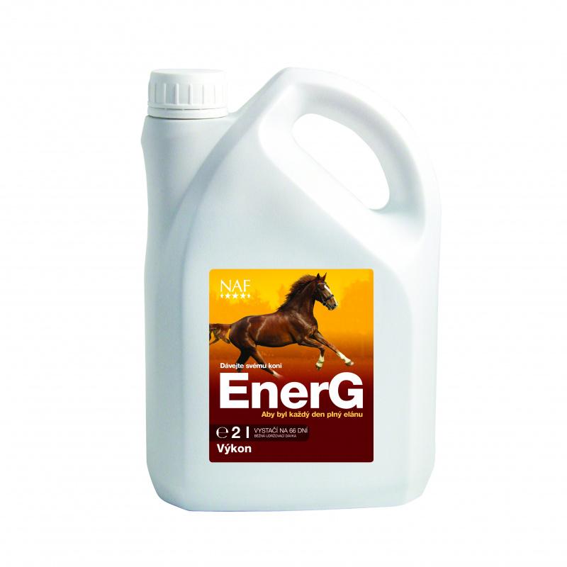 NAF EnerG s železem pro maximální využití energie 2l