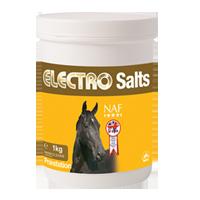 NAF Electro Salts, elektrolyty v prášku při nadměrném pocení 1kg