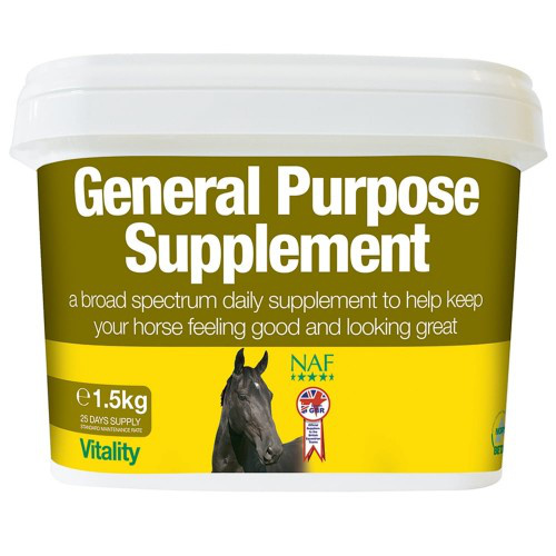 NAF General Supplement