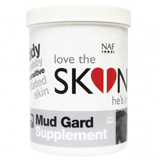 NAF Mud Gard Supplement pro zdravou kůži ohroženou podlomy