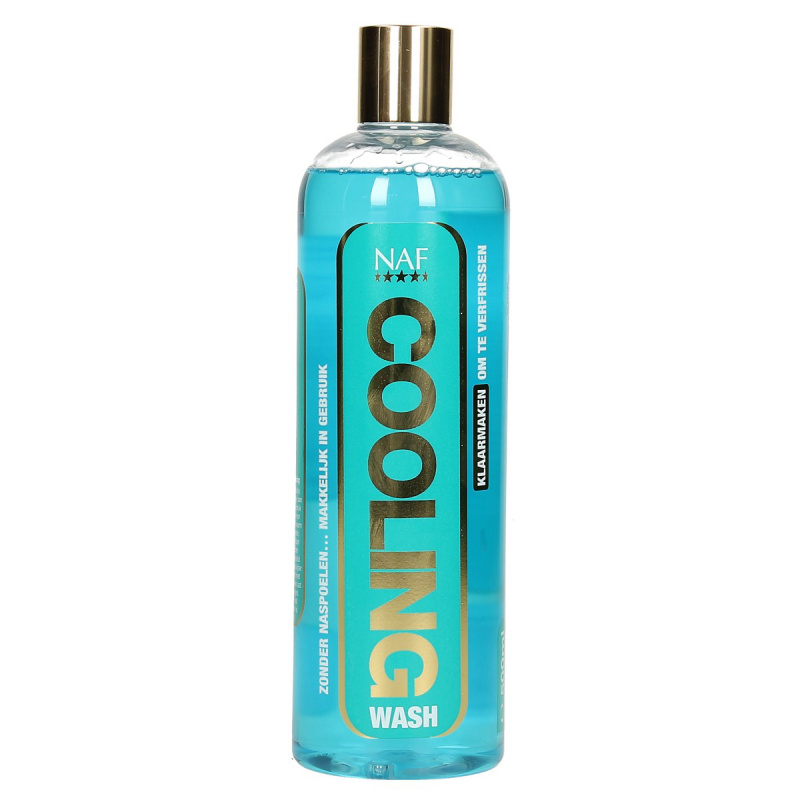 NAF Cooling wash chladivý relaxační šampón 500ml