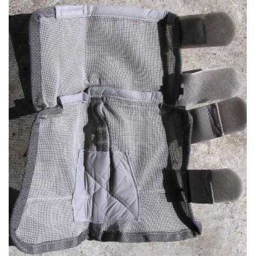 Detail vnitřní ochrany spěnky