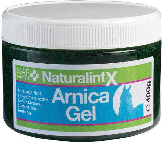 NAF Arnika gel na namožené svaly s MSM, balení 400g