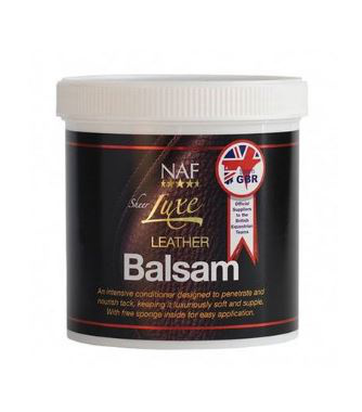 NAF Sheer Luxe Balzám na kůži a kožené výrobky
