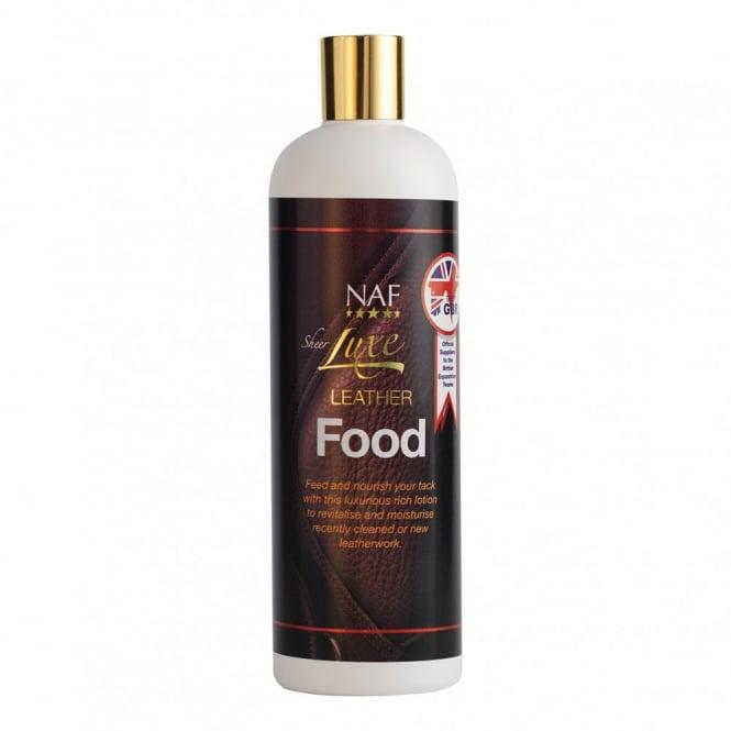 NAF Leather Food na renovaci poškozené kůže