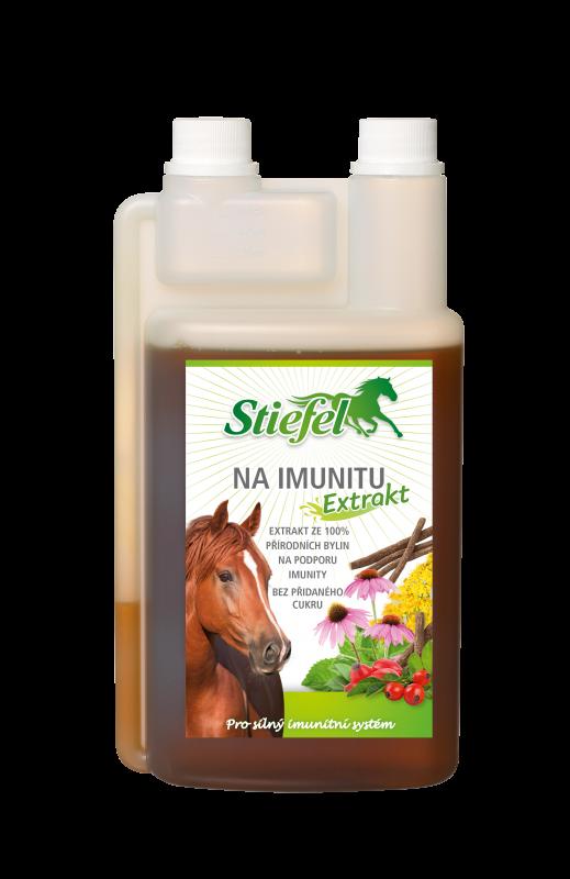 Tekutý bylinný extrakt Na imunitu Stiefel