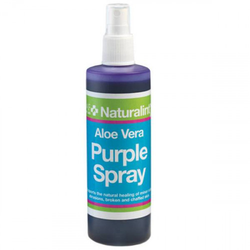 NAF Purple spray na hojení ran s Aloe vera