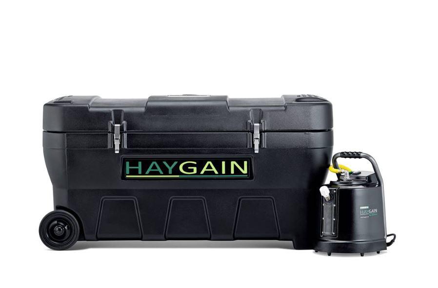 Pařák na seno Haygain HG 2000 na 35-40kg sena