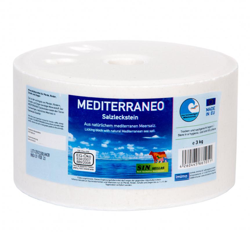 Solný bar - zvýhodněný set obsahuje: 3kg BIOTIN+, 3kg ZINKOBLOK, 3kg SUPERMAG, 3kg MEDITERRANEO
