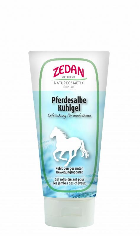 Zedan Chladivá koňská mast Pferdesalbe Kuhlgel, tuba 200ml