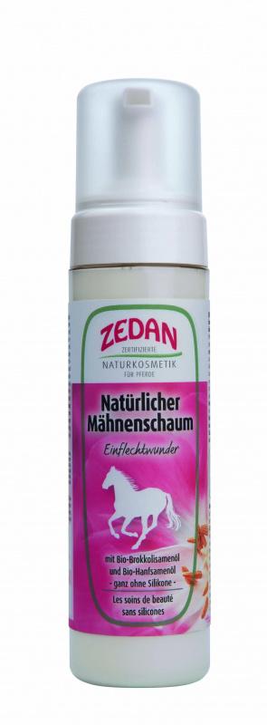 Zedan Přírodní pěna na hřívu Maehnenschaum