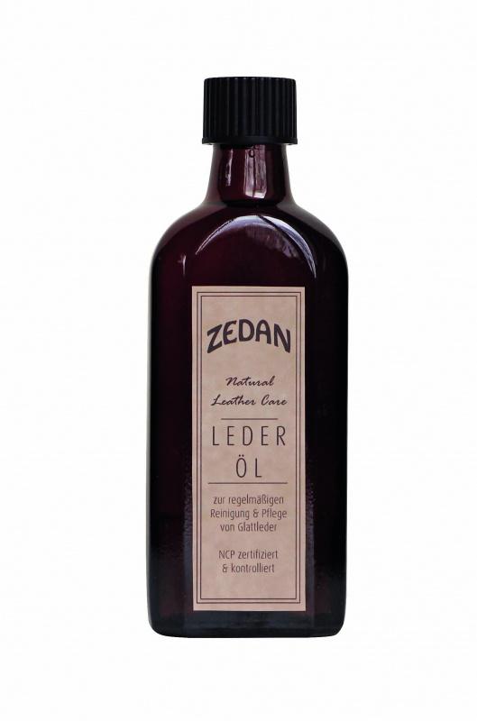 Zedan Přírodní olej na sedlářskou kůži, láhev 200ml
