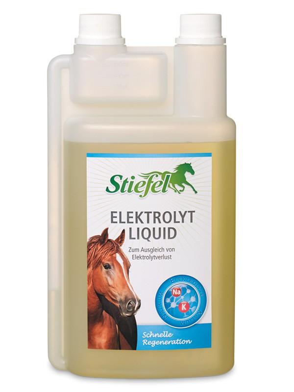 Stiefel Elektrolyt liquid pro rychlou regeneraci, láhev s odměrkou 1 l