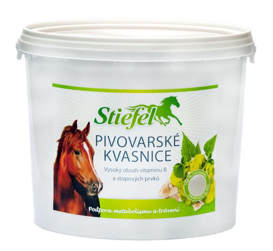 Stiefel Pivovarské kvasnice pro metabolismus a zažívání, sáček 3 kg