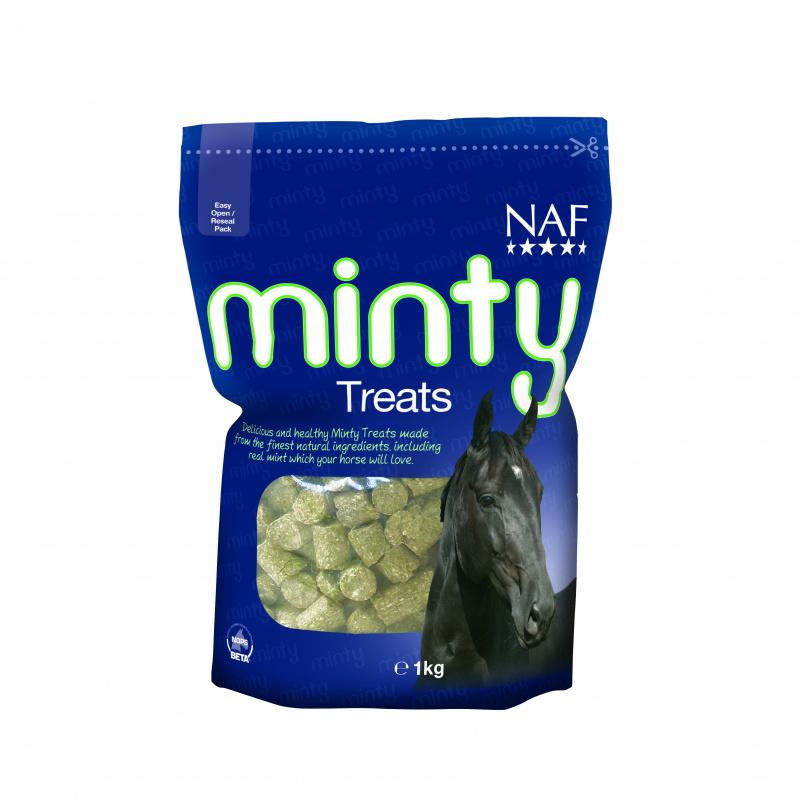 Minty treats, mátové pamlsky