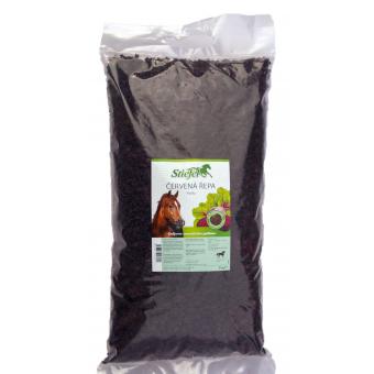 Červená řepa volčky - chutný a zdravý pamlsek i doplněk stravy, sáček 3000g