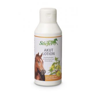 Stiefel Akutlotion, okamžitá pomoc při kožních problémech koní, lahvička 250 ml