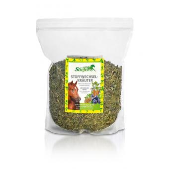 Stiefel Byliny pro podporu metabolismu, sáček 1 kg, řezané byliny