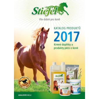 Katalog produktů Stiefel