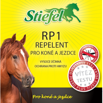 Etiketa Stiefel RP1 kanystr ekonomické balení