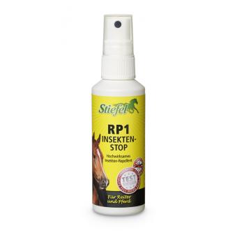Stiefel Repelent RP1, dlouhotrvající, šetrná ochrana proti hmyzu bez zápachu, láhev s rozprašovačem 75 ml